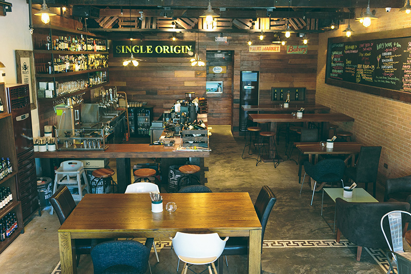 Single Origin Cafe - Abaca.com.ph Ventures Corp. Website